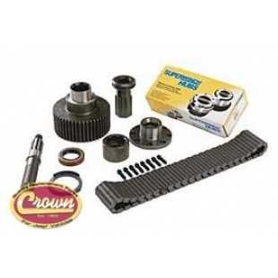 Crown Automotive crown-2392MK Kit reparacion completa caja transfer