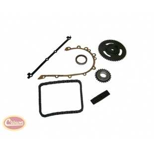Crown Automotive crown-3242300K Kits Jeep Distribucion