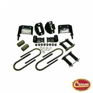 Crown Automotive crown-5359007K direccion y suspension