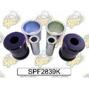 Kit silentblock brazos inferiores tipo cilindrico con casquillo exterior